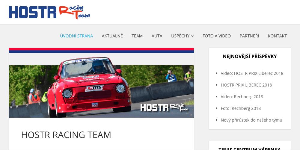 Hostr racing Team